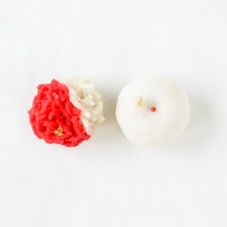 【慶事菓子】えくぼ・きんとん