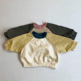Baby&Kids:きりかえカラートレーナー