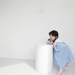 Kids(2type):ヴィンテージ刺繍ワンピース