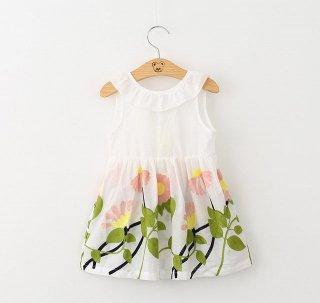 2021ss OHANA刺繍スカート