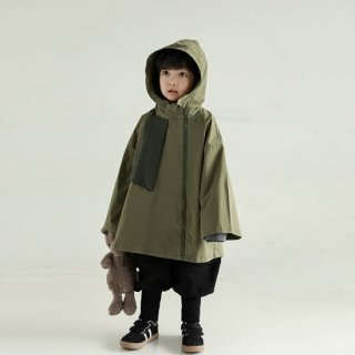 <img class='new_mark_img1' src='https://img.shop-pro.jp/img/new/icons13.gif' style='border:none;display:inline;margin:0px;padding:0px;width:auto;' />OBG: military poncho jacket