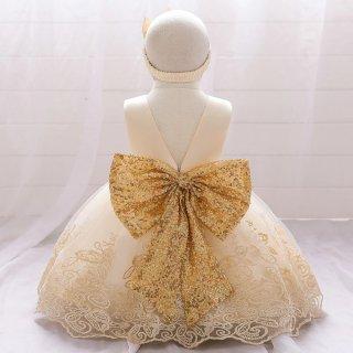 <img class='new_mark_img1' src='https://img.shop-pro.jp/img/new/icons13.gif' style='border:none;display:inline;margin:0px;padding:0px;width:auto;' />Merry X'mas:Glitter ribbon Christmas dress