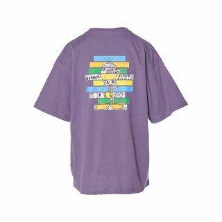 【DISCUS ATHLETIC Looney Tunes】天竺半袖プリントTシャツ