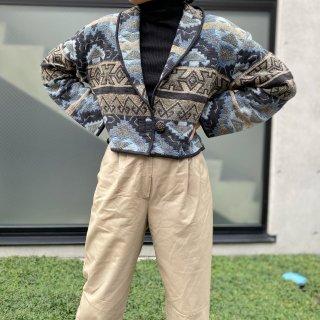 Used Gobelin Short Jacket