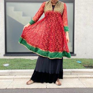 Used Oriental Lace Dress