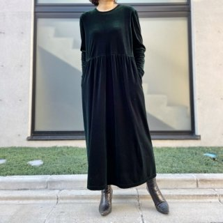 Used Velour Wide Dress