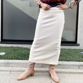 Used Stretch Tight Skirt
