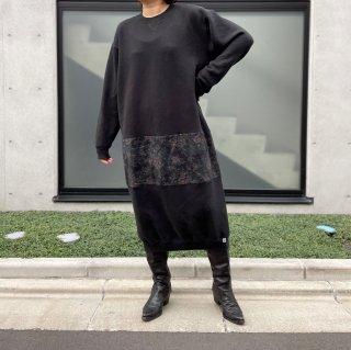 Used Sweat KIRIKAE Dress