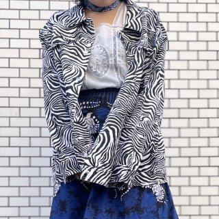 Used Zebra Big Jacket