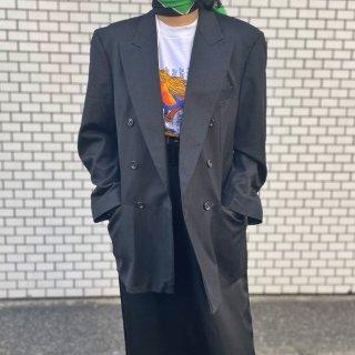 Used Wool Big Tailored Jacket