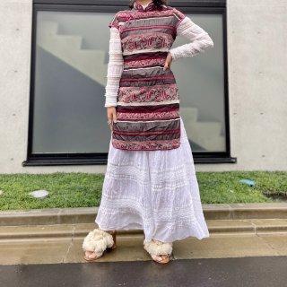 Used Paisley China Dress