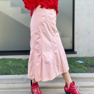 Used Mermaid Skirt PINK