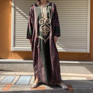 Used Ethnic Kaftan Dress