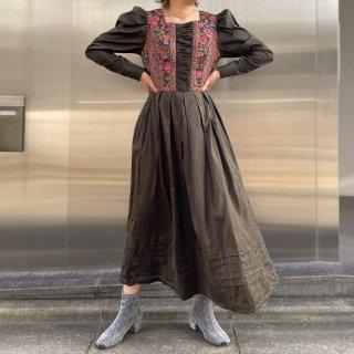 Used Gobelin Long Dress