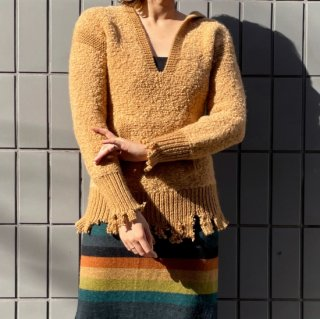 <img class='new_mark_img1' src='https://img.shop-pro.jp/img/new/icons14.gif' style='border:none;display:inline;margin:0px;padding:0px;width:auto;' />Used Foodie Knit Sweater