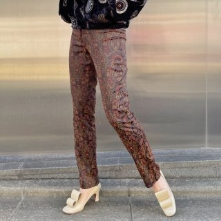 <img class='new_mark_img1' src='https://img.shop-pro.jp/img/new/icons14.gif' style='border:none;display:inline;margin:0px;padding:0px;width:auto;' />Used Paisley Pants