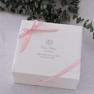 化粧箱 + 紙帯 + リボン(Mサイズ)