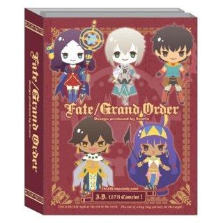 Fate/Grand Order パタメモ/キャメロットA