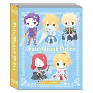Fate/Grand Order パタメモ/キャメロットB