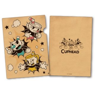 【CUPHEAD】A4クリアファイル�
