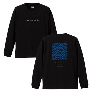 『meaning of life』Long Sleeve T-Shirts_A