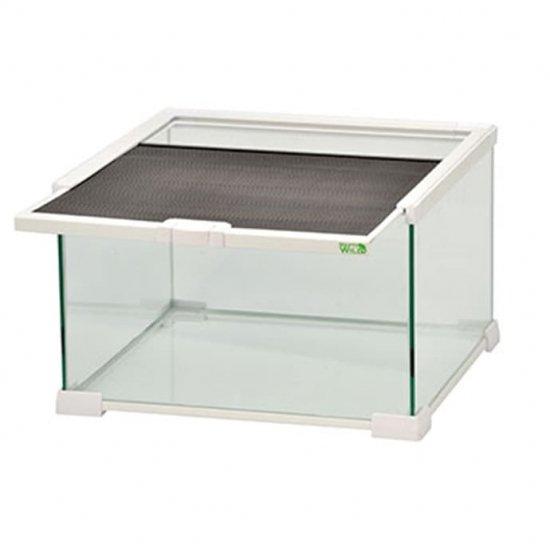 サンコー グラスゾーン 30-WH ガラスケース 飼育用品