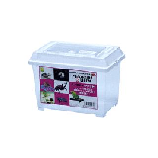 サンコー パノラマ (S) ホワイト 飼育ケース 飼育用品