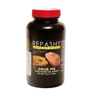 レパシー (REPASHY) クレステッドゲッコーフード クラブパイ 6oz (170g) 完全栄養食 フード