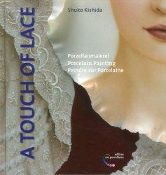 【数量限定】洋書 A Touch of Lace ※日本語の解説冊子付