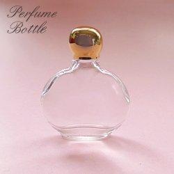 ミニ香水瓶D ゴールド  ※ネコポス不可