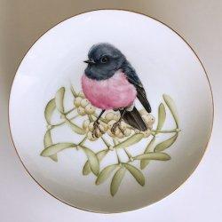 【講座】全2回 プレ講座 石澤講師/鳥を描く 〜ピンクロビン〜 ※対面教室(浅草橋)の申込ページです。必ず下記【確認事項】をご確認下さい