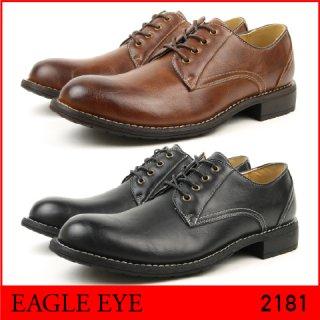 EAGLE EYE/イーグル アイ 2181 メンズ アンティーク加工カジュアルシューズ BLACK BROWN ブラック ブラウン