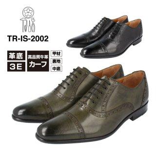 Irodoli / イロドリ ビジネスシューズ カウカーフレザー メンズ 3E 本革 革靴 IS-2002<br>【メーカー取り寄せ】<br>