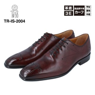 Irodoli / イロドリ ビジネスシューズ カウカーフレザー メンズ 3E 本革 革靴 IS-2004<br>【メーカー取り寄せ】<br>