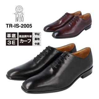 Irodoli / イロドリ ビジネスシューズ カウカーフレザー メンズ 3E 本革 革靴 IS-2005<br>【メーカー取り寄せ】<br>