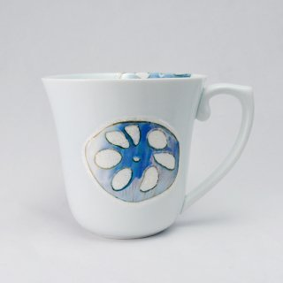 レンコン マグカップ
