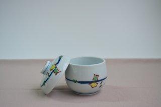錦紋 プチひさご型蒸し碗
