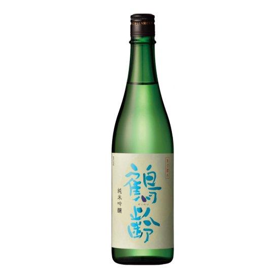 青木酒造 鶴齢  純米吟醸 720ml