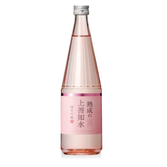 白瀧酒造 熟成の上善如水 純米吟醸 720ml