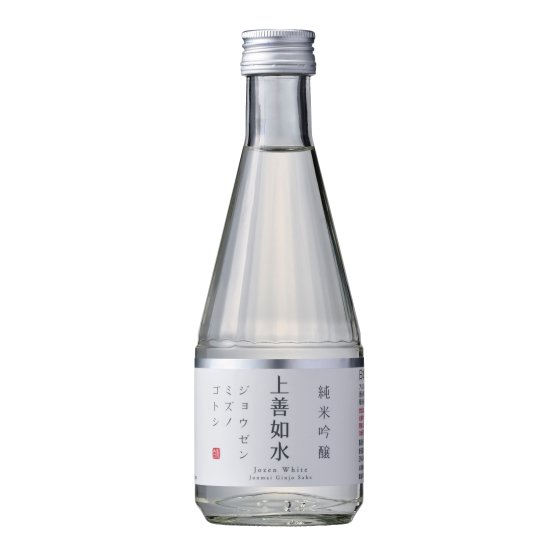 白瀧酒造 上善如水 純米吟醸 300ml