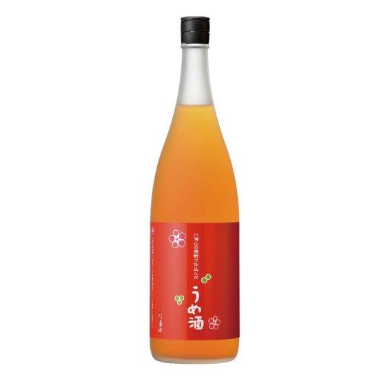 八海醸造 八海山の焼酎で仕込んだ うめ酒 1800ml