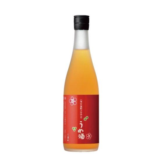 八海醸造 八海山の焼酎で仕込んだ うめ酒 720ml
