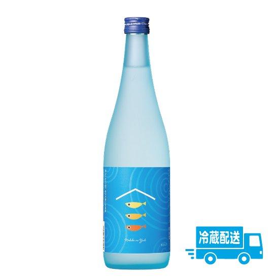 めだかの宿 純米吟醸 生貯蔵酒 720ml