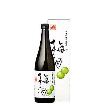 長者盛 梅酒(カートン入)720ml