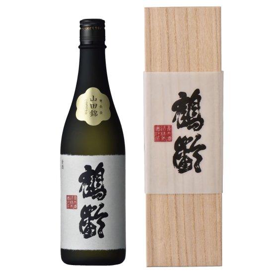 青木酒造 鶴齢 純米大吟醸 東条産山田錦37% 720ml