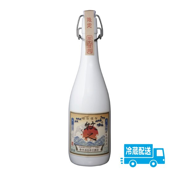 青木酒造 鶴齢 大吟醸 牧之 生詰原酒 720ml