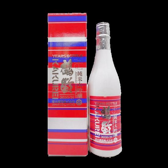 青木酒造 鶴齢 Years Bottle 2020/21 イヤーズボトル 720ml