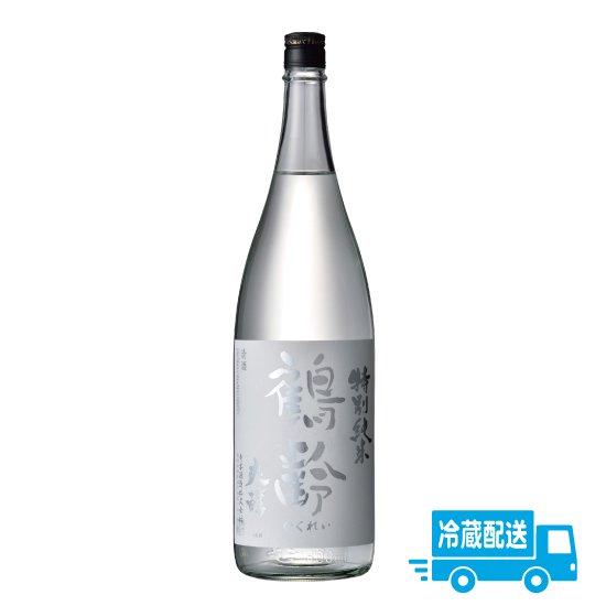 青木酒造 鶴齢 特別純米 爽醇  1800ml