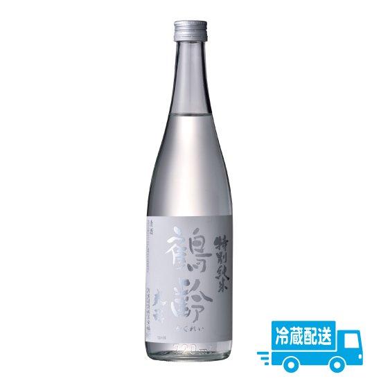 青木酒造 鶴齢 特別純米 爽醇  720ml