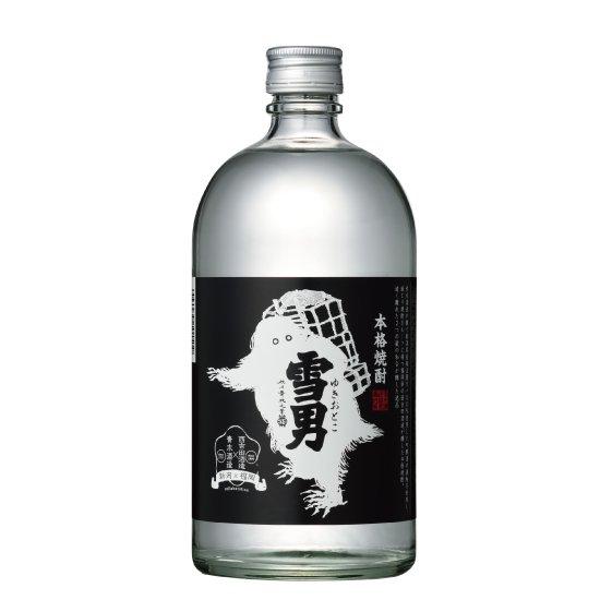 青木酒造 雪男 焼酎 720ml